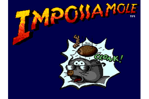 Impossamole Review for TurboDuo (1991) - Defunct Games
