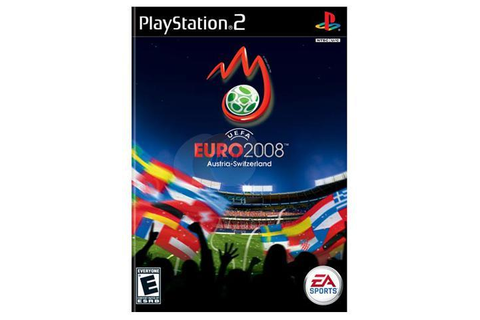 UEFA Euro 2008 PS2 Game - Newegg.com