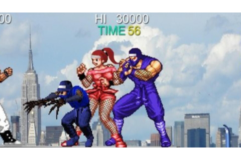 Bad Dudes vs DragonNinja Is Using Fan Art as a Promo Image ...