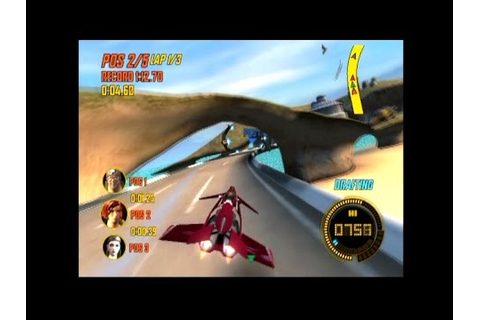 Powerdrome ... (PS2) - YouTube