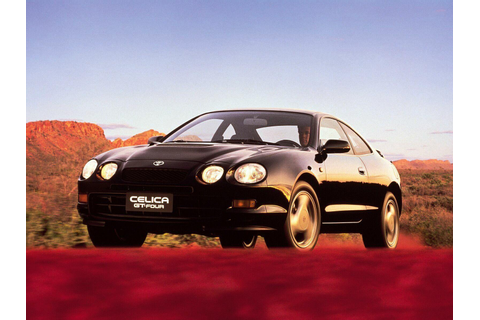 Toyota Celica GT4 Wallpapers - Wallpaper Cave