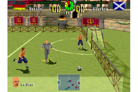 Chris Kamara's Street Soccer for Sony Playstation - The ...