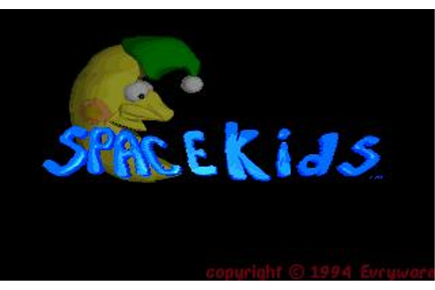 SpaceKids Download (1996 Adventure Game)