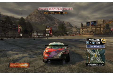 Burnout Paradise Download PC Game Full Version | Free ...