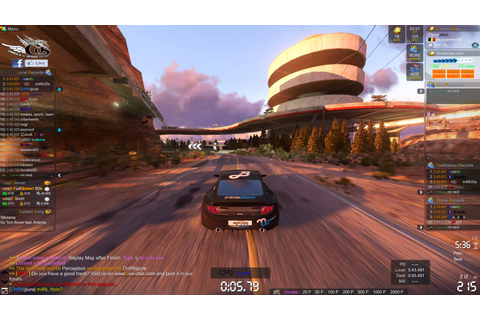 Trackmania 2 Canyon Game - Free Download Full Version For Pc