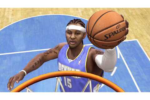 NBA Live 08 review | GamesRadar+