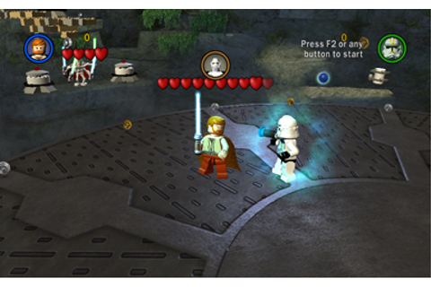 Lego Star Wars The Complete Saga Full Version Pc Game Free ...