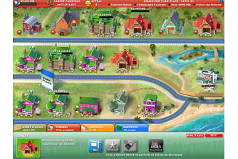 Monopoly Build-a-lot game: Download and Play