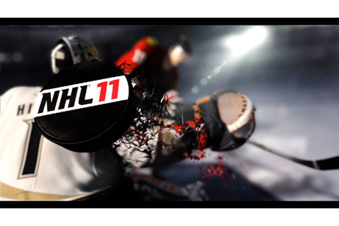 Hockey Game History - NHL 11 - YouTube