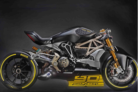 Dream Games: DUCATI 90th Anniversary