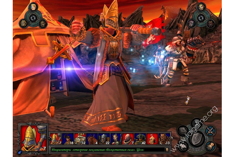Heroes of Might and Magic V: Tribes of the East - Download ...