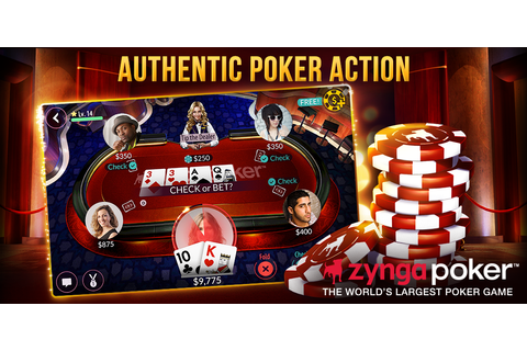 Amazon.com: Zynga Poker: Appstore for Android
