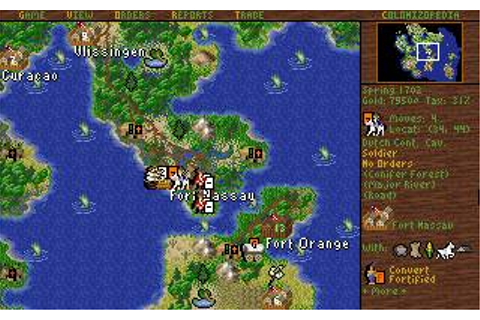 Colonization Download (1994 Strategy Game)