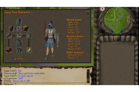 Old School Runescape sees the browser MMO dialled back to ...