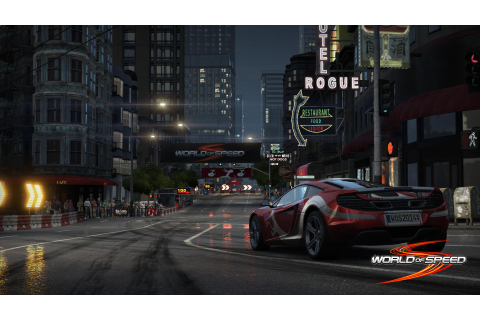 New World of Speed Screenshots and Trailer, Shows Amazing ...