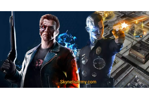 "A New ""TERMINATOR 2: JUDGMENT DAY"" Mobile Game has been ..."
