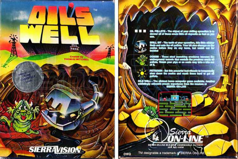 Oil's Well | Top 80's Games