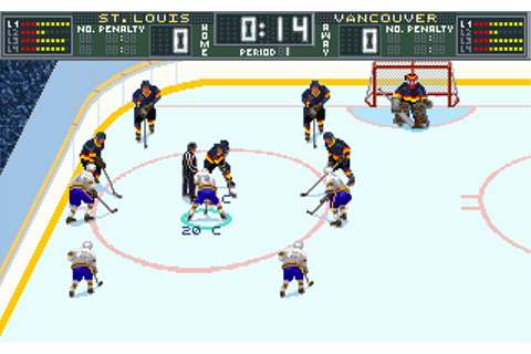 Download Brett Hull Hockey 95 - My Abandonware