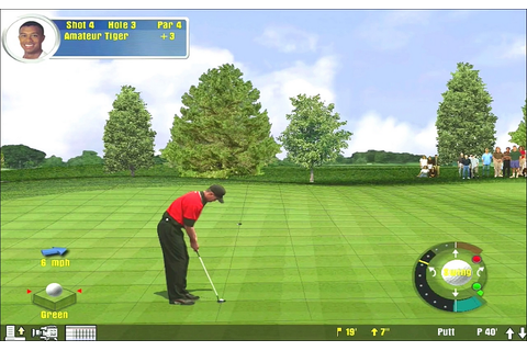 Tiger Woods PGA Tour 2001 Download Game | GameFabrique