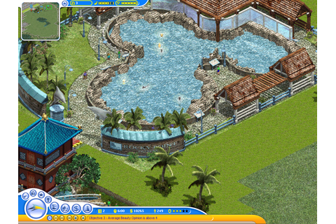 SeaWorld Adventure Parks Tycoon Screenshots for Windows ...