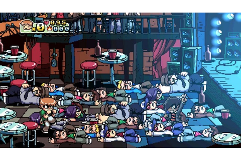 Video: 8-Bit Styled Scott Pilgrim Game Launches Today | WIRED