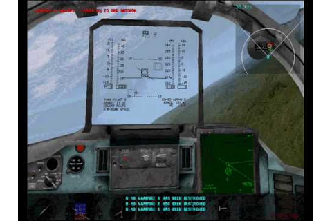MiG-29 Fulcrum by Novalogic (1998) - YouTube