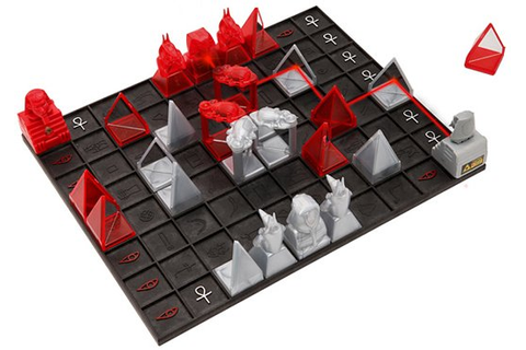 "TYWKIWDBI (""Tai-Wiki-Widbee""): KHET - a laser-based board game"