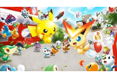 Pokémon Rumble World – First Impressions – Load the Game