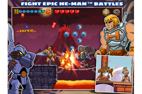 He-Man: The Most Powerful Game In The Universe Is Now Free