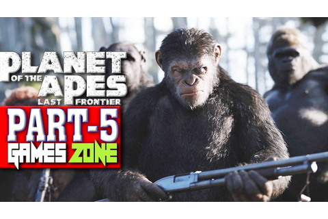 Planet of the Apes Last Frontier Gameplay Walkthrough Part ...