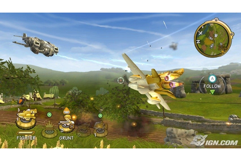Battalion Wars 2 Screenshots, Pictures, Wallpapers - Wii - IGN