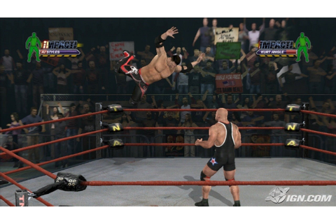 Tna Wrestling Game Wii Cheats download free - freewareglam