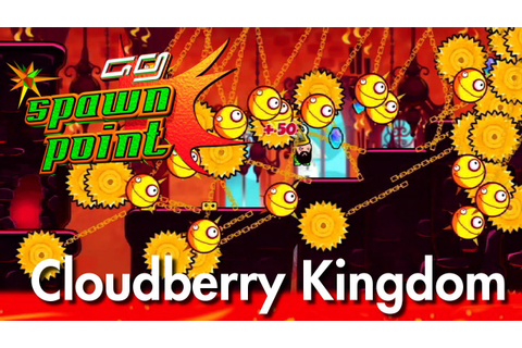 Cloudberry Kingdom | Game Review - YouTube