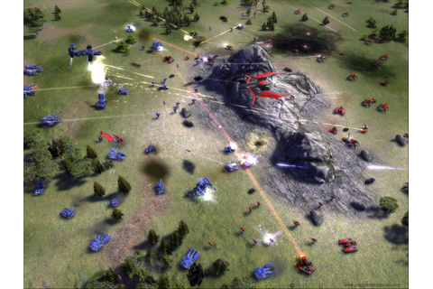 Buy Supreme Commander Gold Edition PC Game | Steam Download