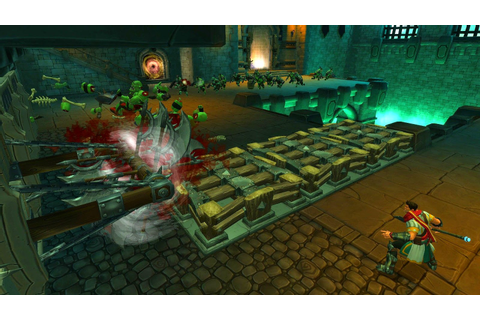Orcs Must Die Game - Free Download Full Version For PC