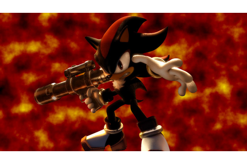 SHADOW THE HEDGEHOG (Game Trailer Parody) - YouTube