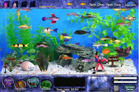 Tips Dan Trik Bermain Game Fish Tycoon - Gamers Amatir
