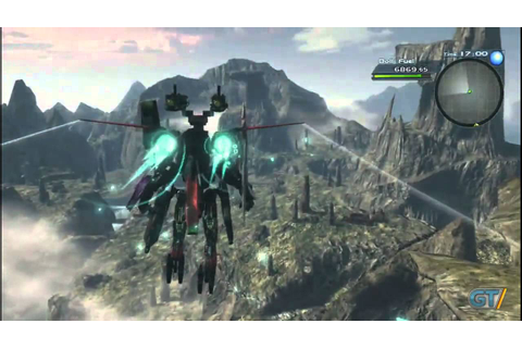 Project X (Xenoblade Sequel) - Nintendo Direct Trailer ...