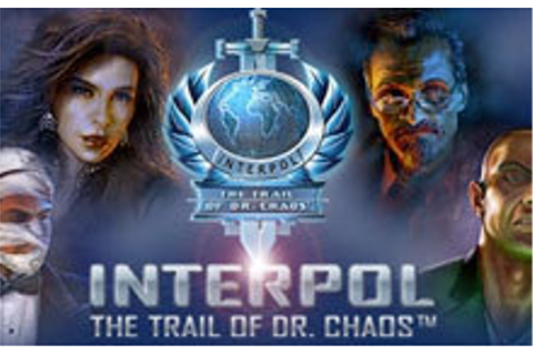 Interpol: The Trail of Dr. Chaos | macgamestore.com