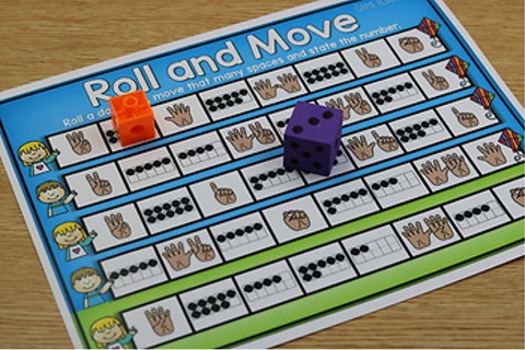 BASIC Math Centers: Game Boards by Tara West | Teachers ...