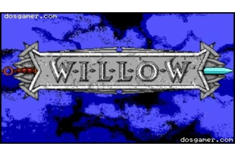Willow gameplay (PC Game, 1988) - YouTube