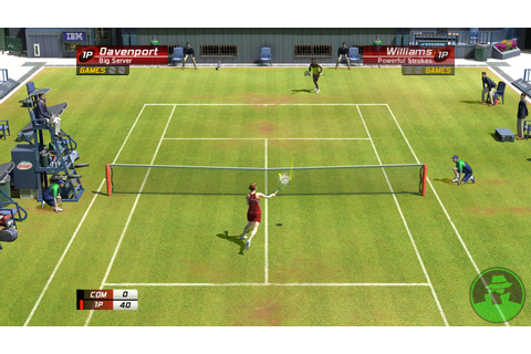 Virtua Tennis 3 Screenshots, Pictures, Wallpapers ...