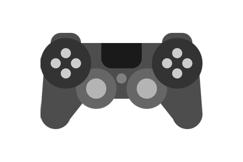 Controller, fun, games, gaming, play, ps4, sony icon ...