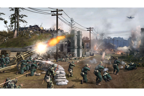 Company of Heroes 2 Multiplayer Preview – The Average Gamer