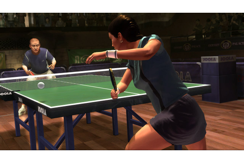 That Time Rockstar Made A Table Tennis Game | Kotaku Australia