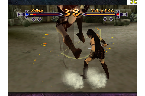 Xena: Warrior Princess - The Talisman of Fate Screenshots ...
