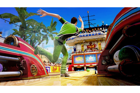 Kinect Sports Rivals Bowling - Xbox One Let's Play - YouTube