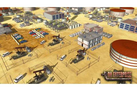 Oil Enterprise [Steam CD Key] for PC, Mac and Linux - Buy now
