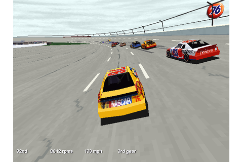 NASCAR Racing: 1999 Edition Screenshots for Windows ...