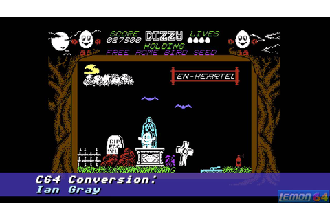 Dizzy: Ultimate Cartoon Adventure - Playguide and Review ...